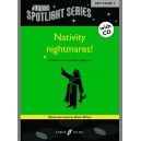 Wilson, Sheila - Nativity Nightmares (bk/CD) (Spotlight)