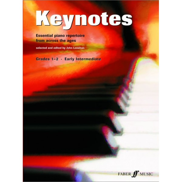 Lenehan, John (editor) - Keynotes. Grades 1-2 (piano)
