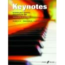 Lenehan, John (editor) - Keynotes. Grades 3-4 (piano)
