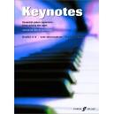 Lenehan, John (editor) - Keynotes. Grades 4-5 (piano)