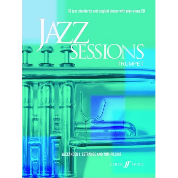 LEstrange, A - Jazz Sessions (trumpet/CD)