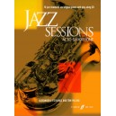 LEstrange, A - Jazz Sessions (saxophone/CD)