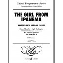 Arch, Gwyn (arranger) - Girl from Ipanema & others.SATBacc.(CPS)