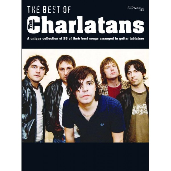 Charlatans, The - Charlatans, The Best of the (GTAB)