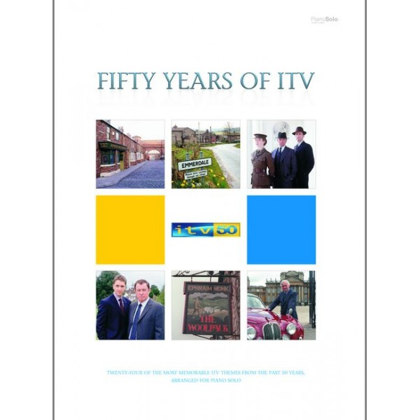 Various - 50 years of ITV (piano solo)