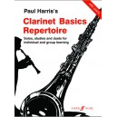 Harris, Paul - Clarinet Basics Repertoire (cl/piano)