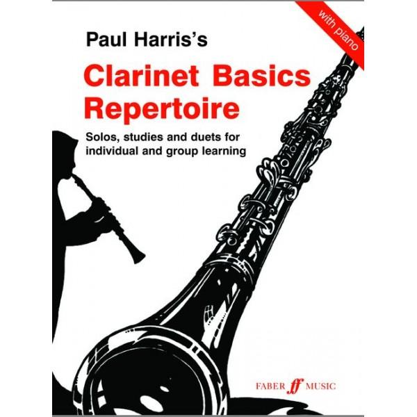 Harris, Paul - Clarinet Basics Repertoire (cl/piano)