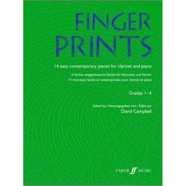 Campbell, David (editor) - Fingerprints (clarinet)