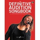 Various - Definitive Audition Songbook (PVG/2CDs)