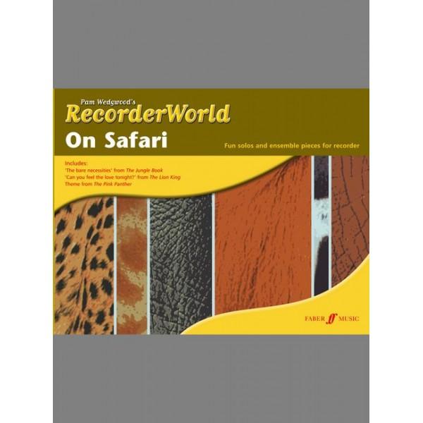 Wedgwood, Pam - RecorderWorld on Safari