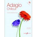 Various - Adagio chillout (piano/CD)