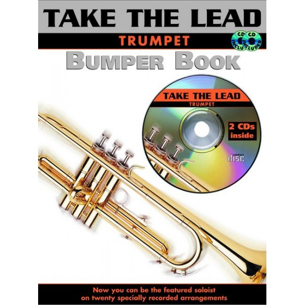 Various - Bumper Take the Lead. Trumpet (book/CD)