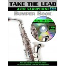 Various - Bumper Take the Lead. Alto Sax (book/CD)