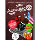 Various - Acoustic Playlist: The 70s (chord sngbk)