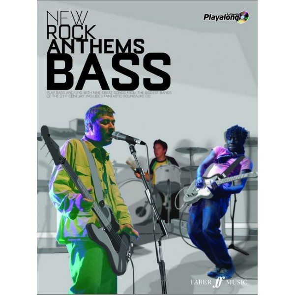 Various - New Rock Anthems (BTAB/CD)