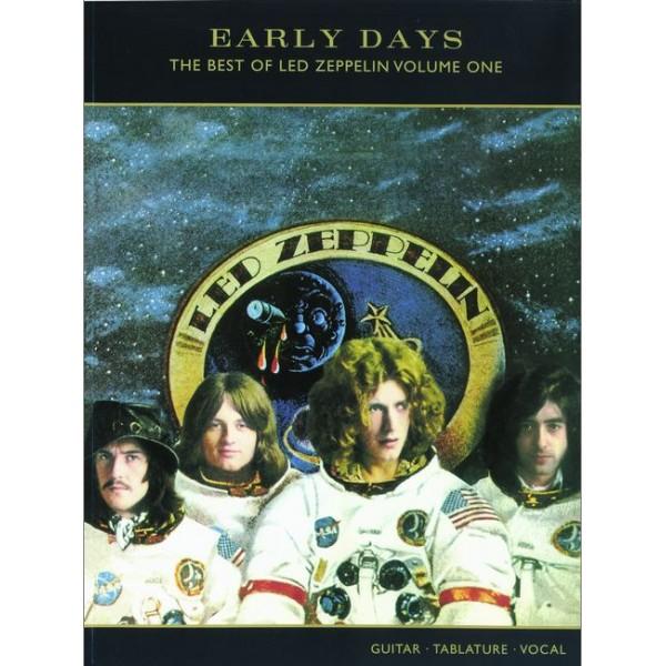 Led Zeppelin - Led Zeppelin: Early Days (GTAB)
