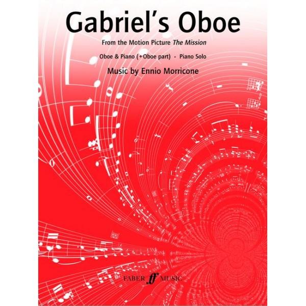 Morricone, Ennio - Gabriels Oboe (oboe and piano)