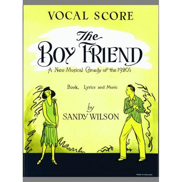 Wilson, Sandy - Boyfriend, The (vocal score)