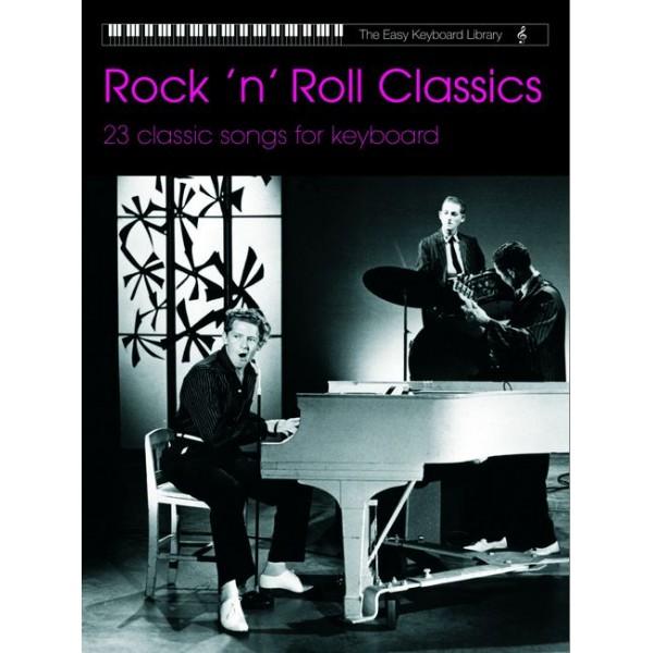Various - RocknRoll Classics (easy keyboard lib)