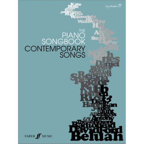 Various - Piano Songbook: Contemporary Songs (PVG)