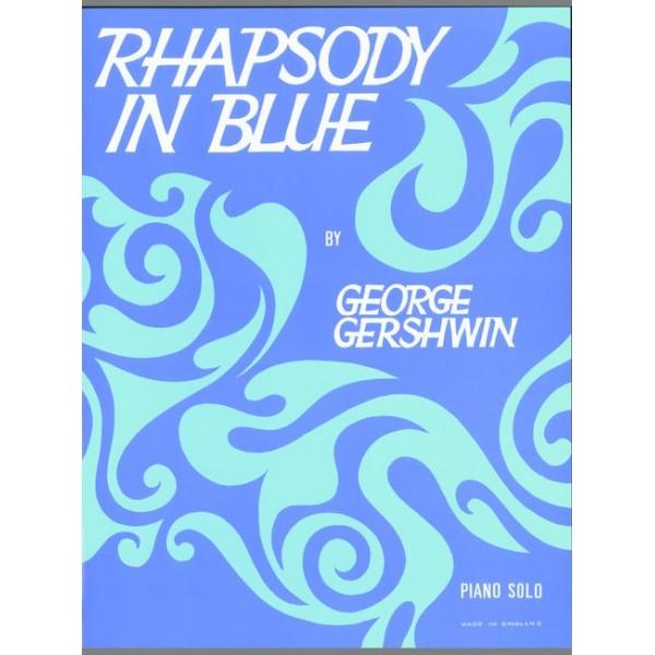 Gershwin, George - Rhapsody in Blue (piano solo)