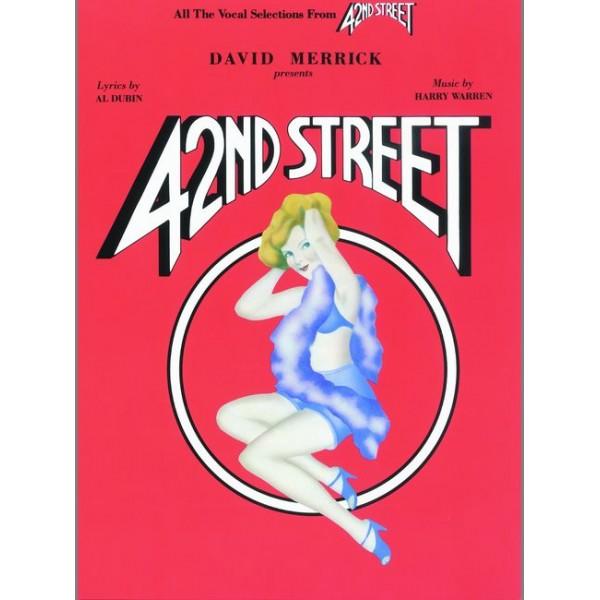 Warren, H - 42nd Street (vocal selections)