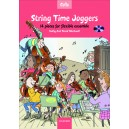 String Time Joggers Cello book - 14 pieces for flexible ensemble  - Blackwell, Kathy  Blackwell, David