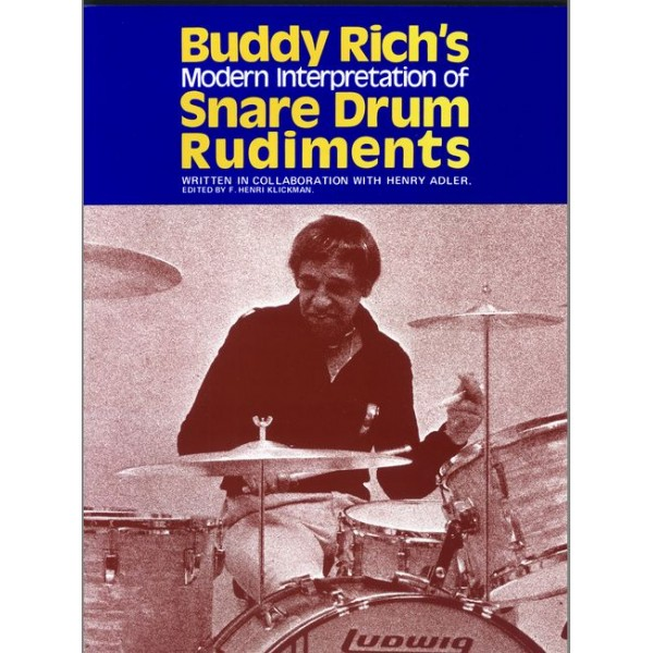Rich, Buddy - Buddy Richs Snare Drum Rudiments