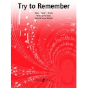 Jones, T - Try to Remember (PVG single)