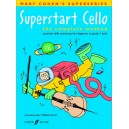 Cohen, M - Superstart Cello (book/CD)