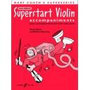 Cohen, M - Superstart Violin (accompaniments)