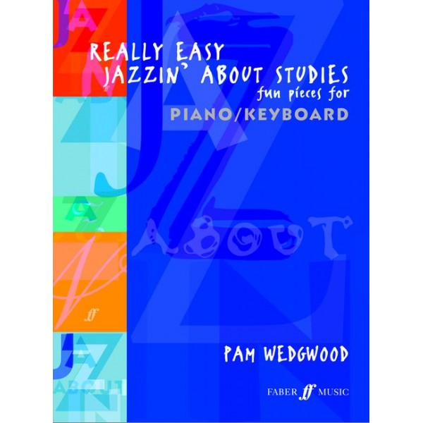 Wedgwood, Pam - Really Easy Jazzin About Studies (pno)