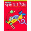 Cohen, Mary - Superstart Violin (book/CD)