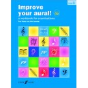 Harris, P - Improve your aural! Grade 1 (book/CD)