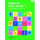 Harris, P - Improve your aural! Grade 2 (book/CD)