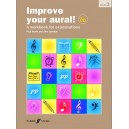 Harris, P - Improve your aural! Grade 3 (book/CD)