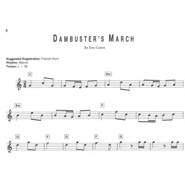 Various - Instrumental Classics (easy keyboard lib