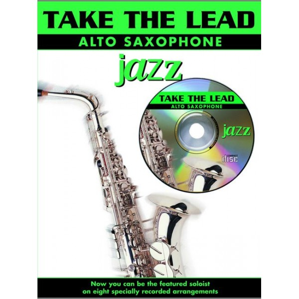 Various - Take the Lead. Jazz (alto sax/CD)