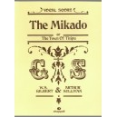 Sullivan, Arthur - Mikado, The (vocal score) Gilbert and Sullivan