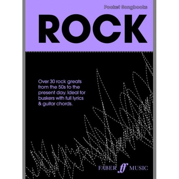 Various - Pocket Songs: Rock (chord songbook)