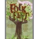 Various - Folk Fest (chord songbook)