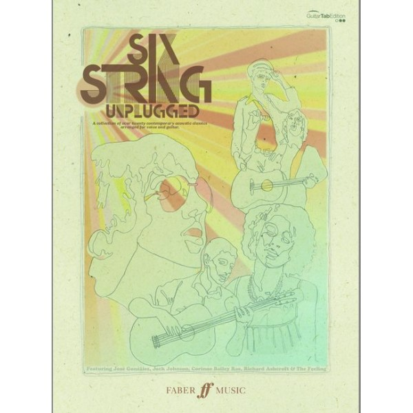 Various - Six String Unplugged (GTAB)