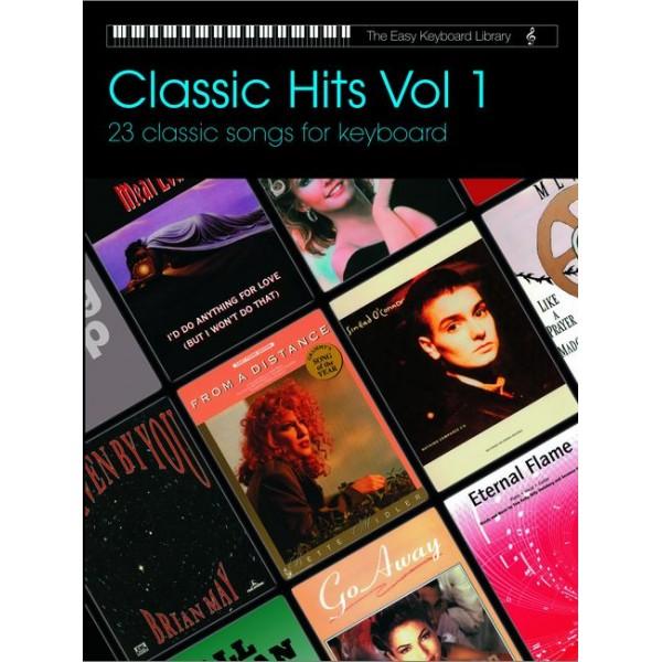 Various - Classic Hits Vol.1 (easy keyboard lib)