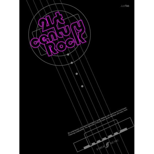 Various - Just Tab: 21st Century Rock (GTAB)