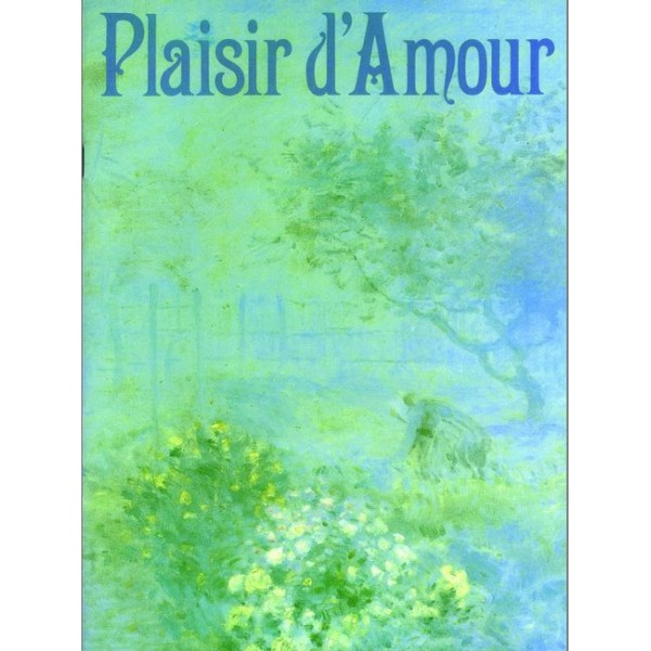 Various - Plaisir dAmour (voice and piano)