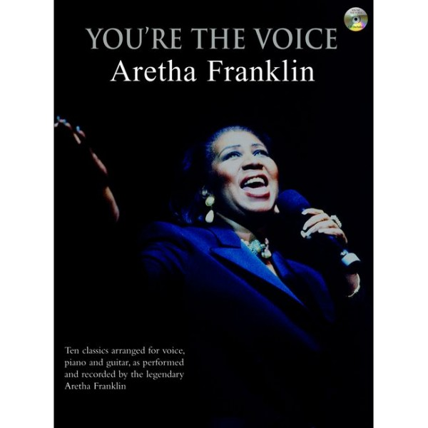 Franklin, Aretha - Youre the Voice Aretha Franklin (PVG/CD