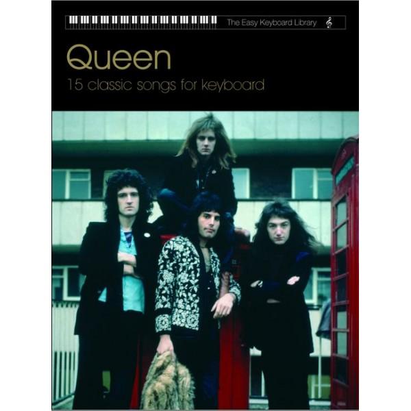 Queen - Queen (easy keyboard library)