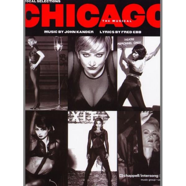 Kander, J - Chicago (vocal selections)