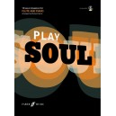 Harris, Richard (arranger) - Play Soul (flute/CD)