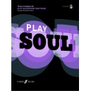 Harris, Richard (arranger) - Play Soul (alto saxophone/CD)